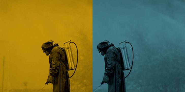 Фото №1 - Главным инструментом на саундтреке «Чернобыля» стала дверь атомной станции