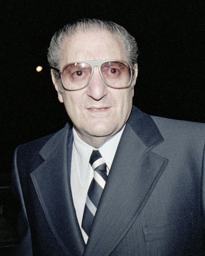 Пол Кастеллано. Февраль 1985г.