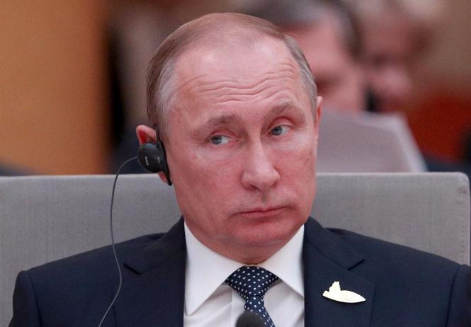 фото главных страниц паспорта путина появилось интернете