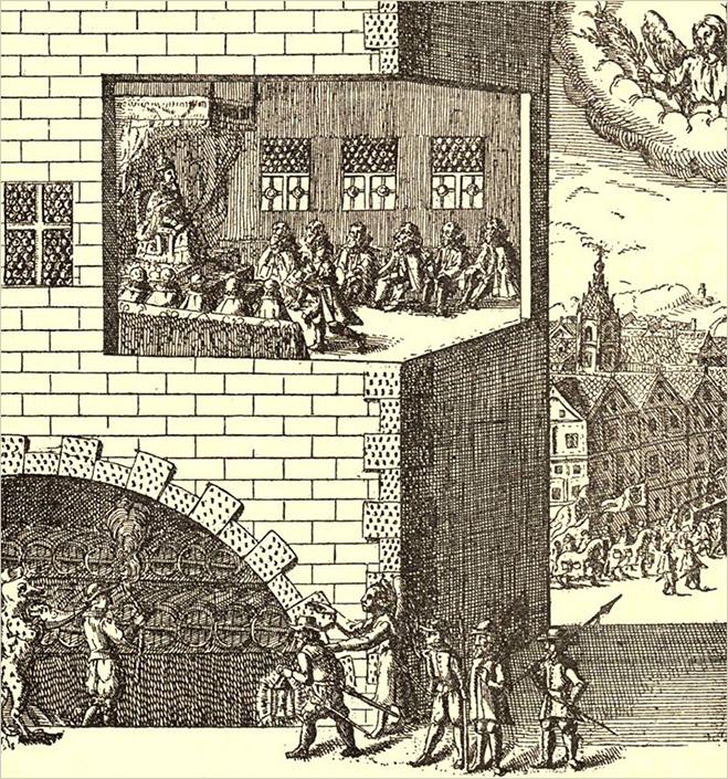 Фото №6 - XVII век Фокс представляет: взорви парламент или стань легендой, пытаясь