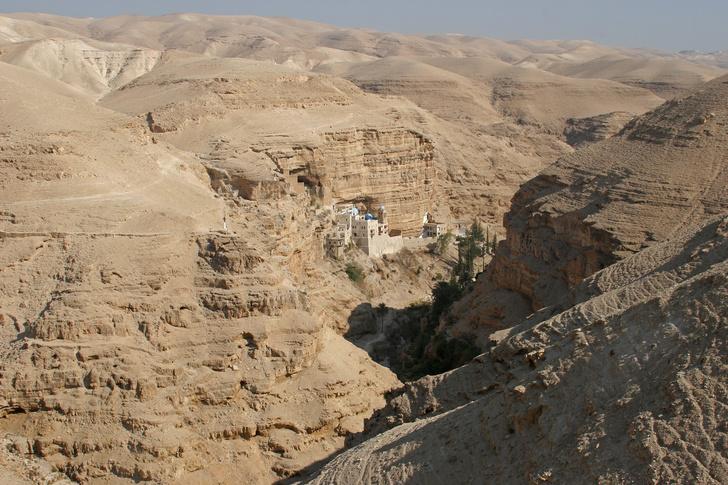 Фото №4 - Идея для библейского отпуска: Монастырь Св. Георгия, Израиль