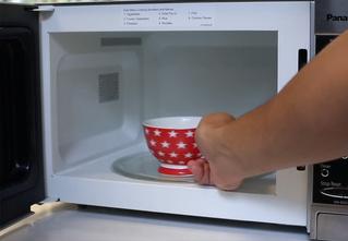 Как сделать омлет в микроволновке