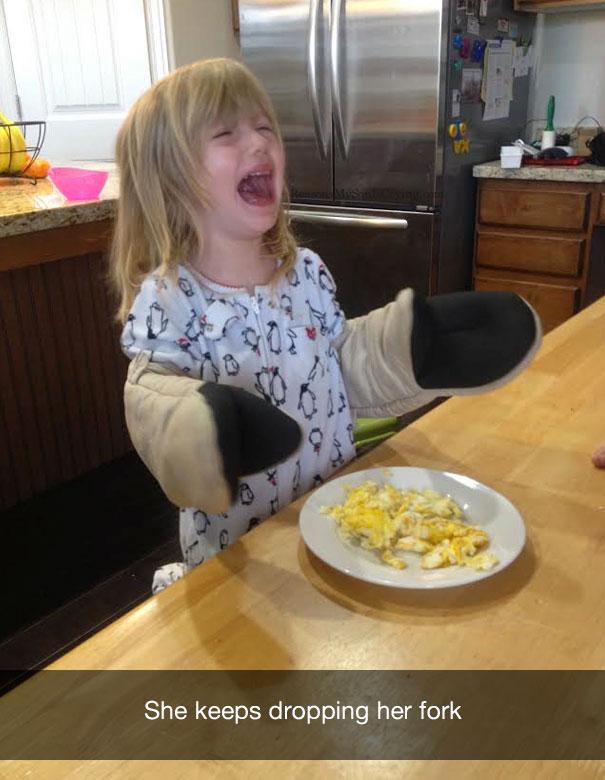 Фото №12 - 13 странных причин, по которым плачут дети