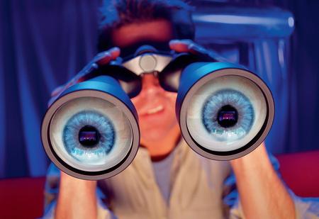 Сколько мегапикселей вчеловеческом глазу?