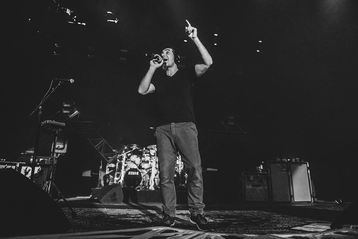 Фото №14 - System of a Down — бесплатный концерт без звука от главной армянской рок-группы Вселенной