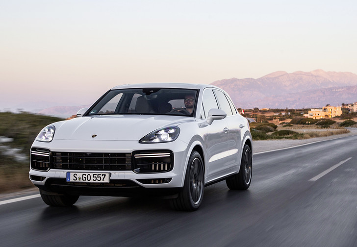 Фото №1 - Porsche Cayenne: третий готов