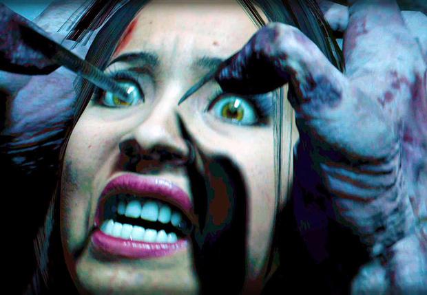 Фото №1 - Са-са-м-м-ая страшная и бескомпромиссная игра 2015 года