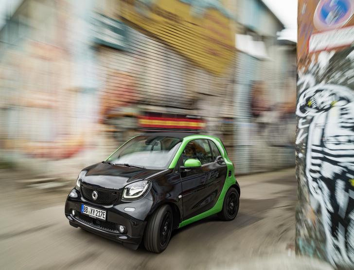Фото №15 - Как Smart Electric Drive попал в вишлист автомобильного редактора MAXIM?