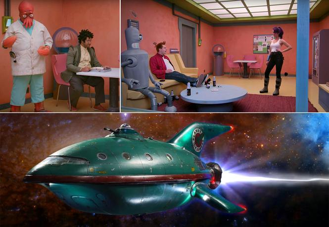 «Фан-О-Рама»: фанаты «Футурамы» сняли фильм по мотивам мультсериала