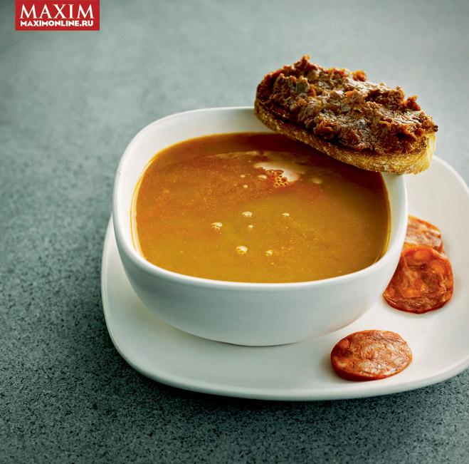 Фото №4 - 6 гурманских супов, приготовить которые сможет даже новичок