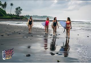 Российские сёрферы стекаются на фестиваль Onego Heat Surf Fest