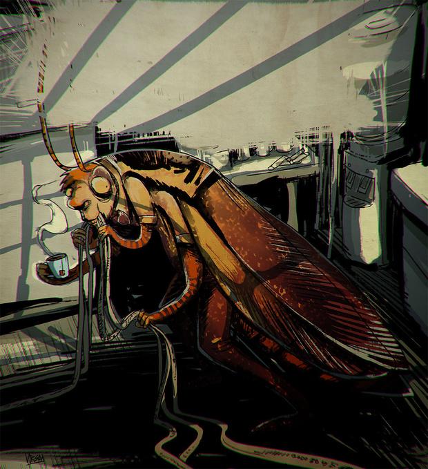 Фото №3 - Приключения неуловимых: юркая статья о тараканах