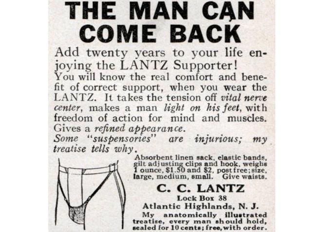 11 худших товаров для мужчин