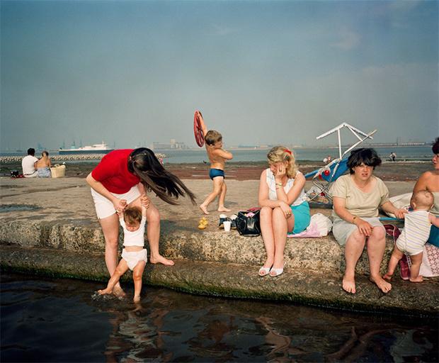 Фото №15 - Обычный туристический ад: фотографии английского курорта в 80-е