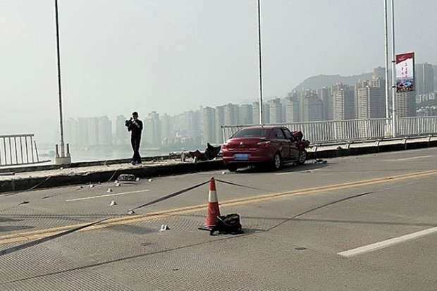 Фото №2 - Неадекватная пассажирка автобуса спровоцировала аварию, в которой погибли 13 человек (видео)