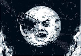 Астрономам удалось заснять падение метеорита на Луну (видео)