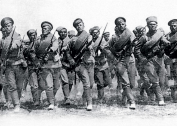 Фото №2 - Забытые подвиги Первой мировой войны, в которые сейчас сложно поверить