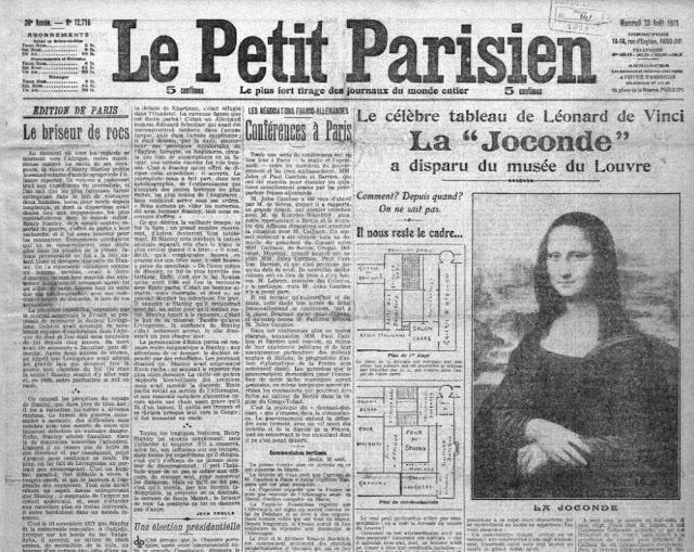 Фото №3 - Человек, благодаря которому Мона Лиза стала легендарной