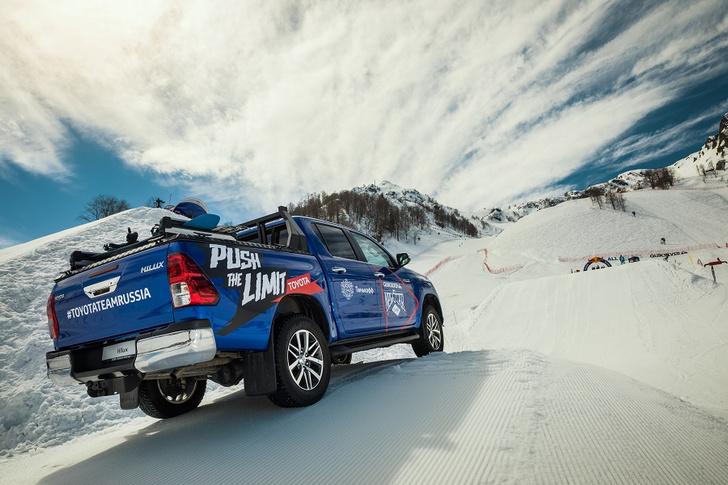 Фото №3 - Toyota, горы, мотофристайл и игральные кости: как прошел New Star Camp 2017