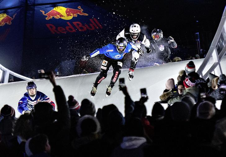 Фото №4 - Скоростной спуск на коньках— что это?