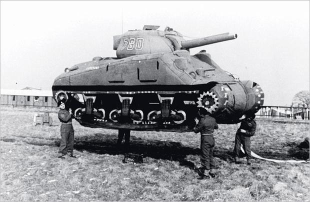 Фото №13 - Бесславные ублюдки: самые уродливые танки, созданные за всю историю вооружений