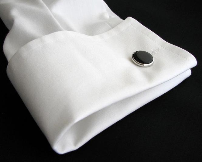 Рубашка с французскими манжетами
