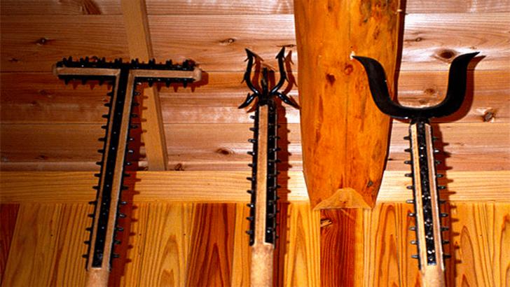 Фото №9 - 10 видов необычного оружия Средних веков