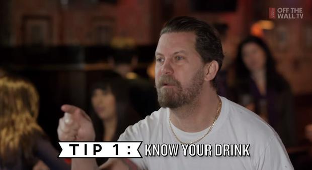 Фото №1 - 10 правил мужского поведения в баре