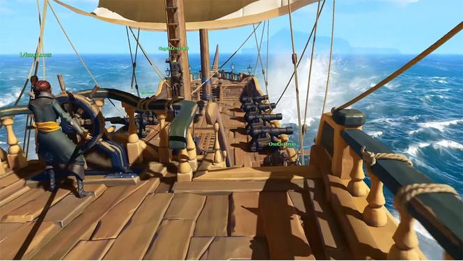 Море, экзотические острова и личный корабль! Почему тебе нужно срочно играть в Sea of Thieves
