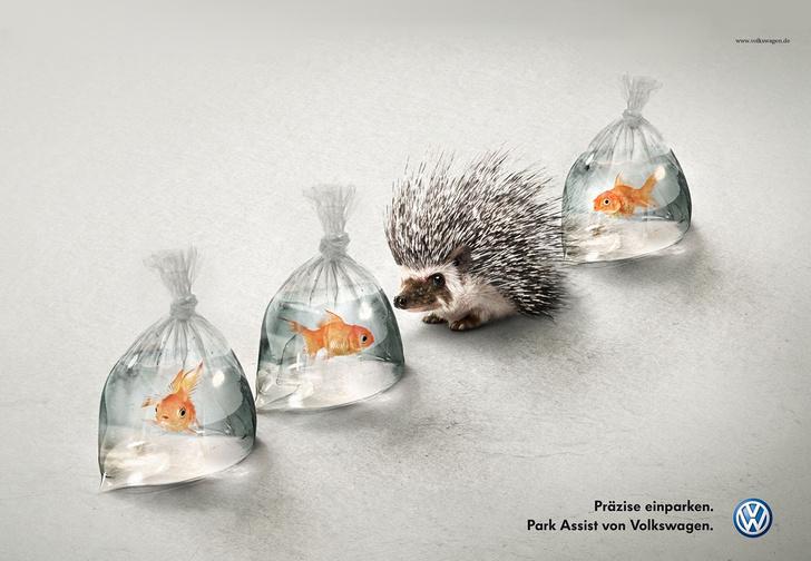 Фото №2 - 13 остроумных рекламных кампаний