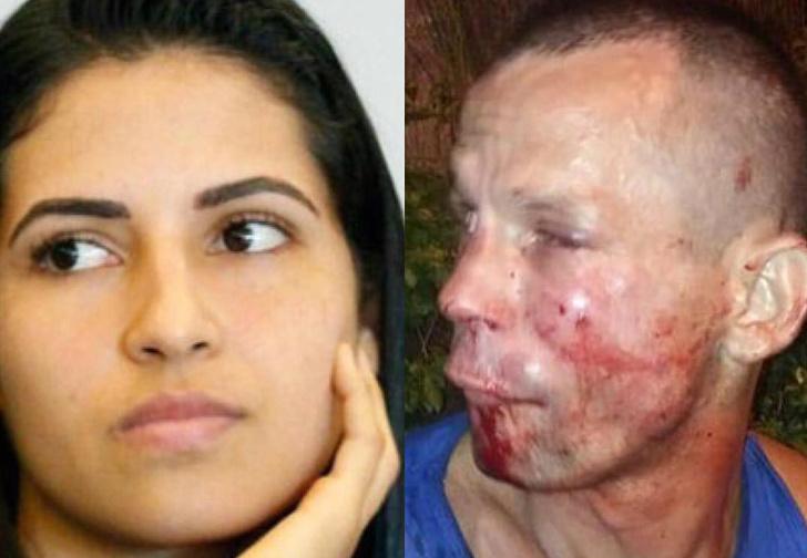 Фото №1 - Грабитель напал на девушку, но она оказалась бойцом UFC