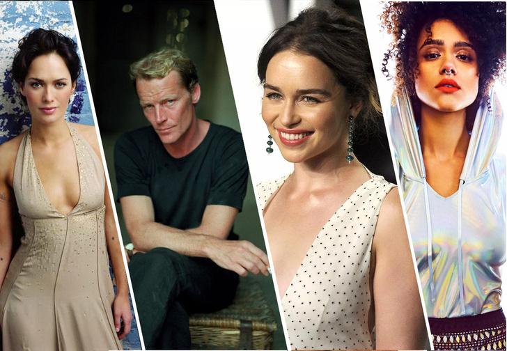 Фото №1 - 10 новых фильмов и сериалов с актерами из «Игры престолов»