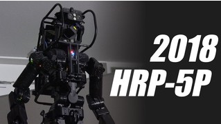 Робот дня: человекоподобный строитель (видео)