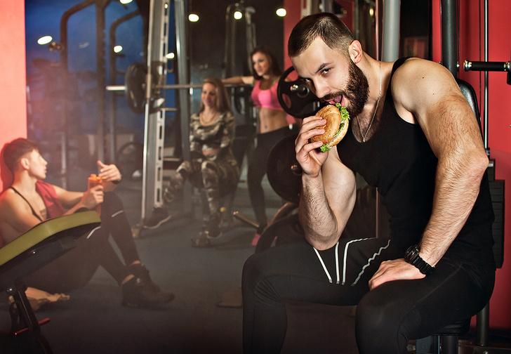 Фото №1 - 6 привычек, которые сводят на нет весь эффект от тренировок