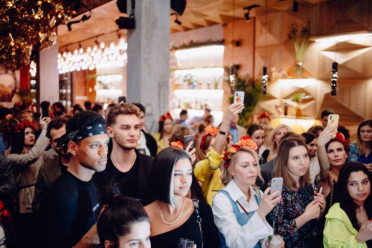 Фото №2 - Открытие ресторана Fado собрало звездных любителей мяса