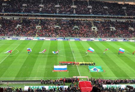 Бразилия растоптала Россию в футболе: пять причин, почему это случилось