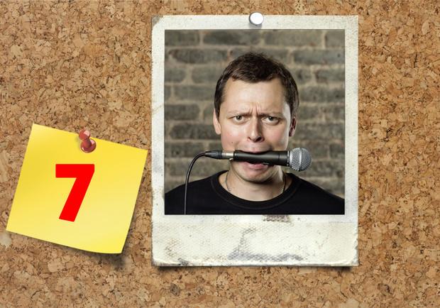 Фото №5 - 10 лучших стендап-комиков России