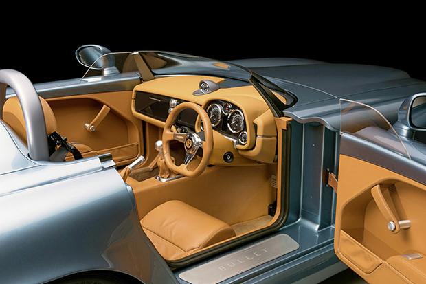 Фото №4 - Пуля — молодец! Bristol Bullet — автомобиль, который ты полюбишь с первого взгляда и до последнего вздоха!