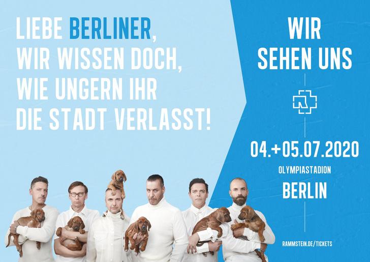 Фото №6 - Rammstein выложили ироничные плакаты к своему концертному туру