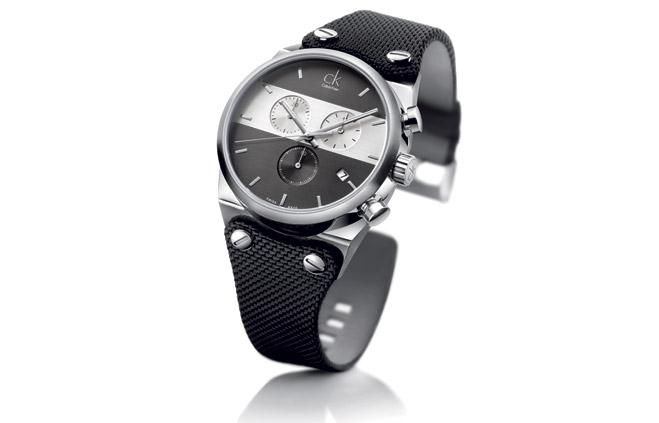 Фото №4 - Черно-белые часы этого лета