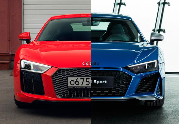 Фото №16 - Главный суперкар Баварии обновили. Мы об Audi R8, если что