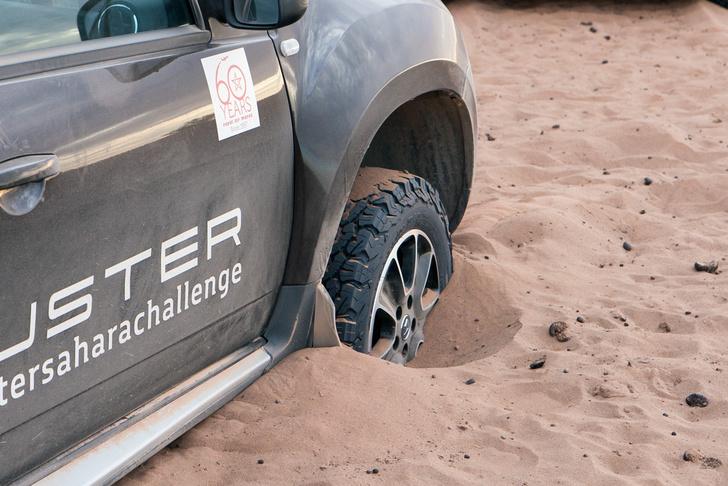 Фото №26 - Renault Duster: до Сахары подбросишь?