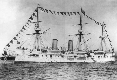 Недалеко от Японии нашли затонувший в 1905 российский крейсер. Говорят, на борту было золото (ВИДЕО)