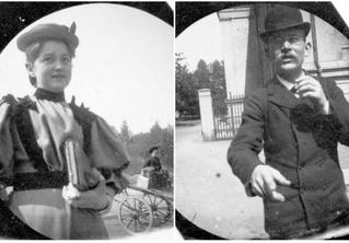 25 кадров, снятых скрытой камерой на улицах конца XIX века