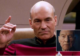 Тизер-трейлер нового сериала «Звездный путь» с нашим любимым капитаном