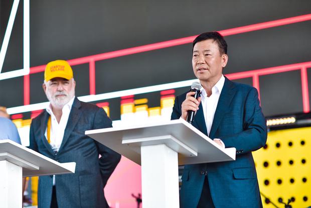 Фото №1 - Hyundai и «Сколково» создадут сервис дистанционной аренды автомобилей
