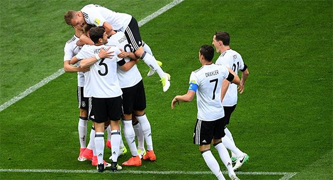 Фото №1 - Германия — Камерун: прогноз на матч Кубка конфедераций