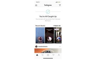 У Instagram наконец появится конец