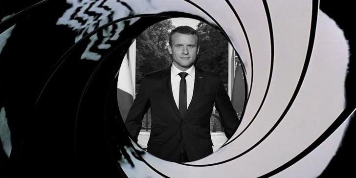 Фото №15 - Лучшие фотожабы на президента Франции Эммануэля Макрона!