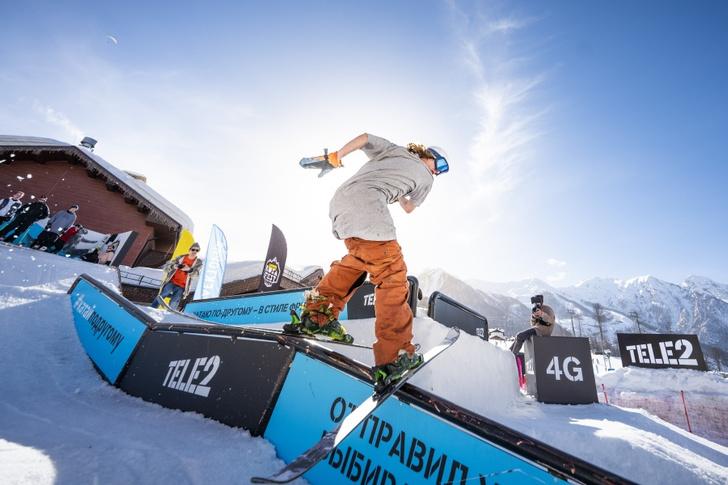 Фото №15 - Самый снежный фестиваль Tinkoff Rosafest 2019: масштабный квест и горячие вечеринки со звездами